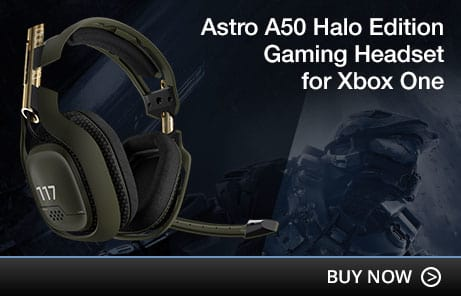 Astro A50 Halo Edition Gaming Headset for Xbox One