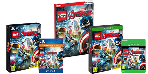 LEGO® Marvel's Avengers game Bundles