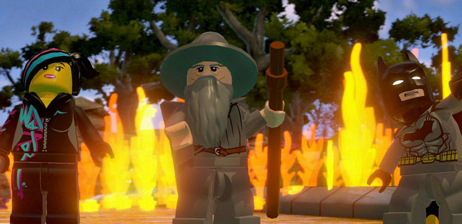 LEGO Dimensions Screenshot