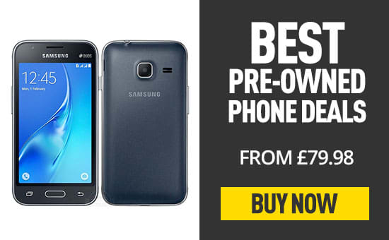 Best Pre-owned phone deals