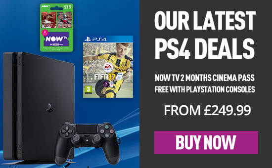 Latest PS4 Deals