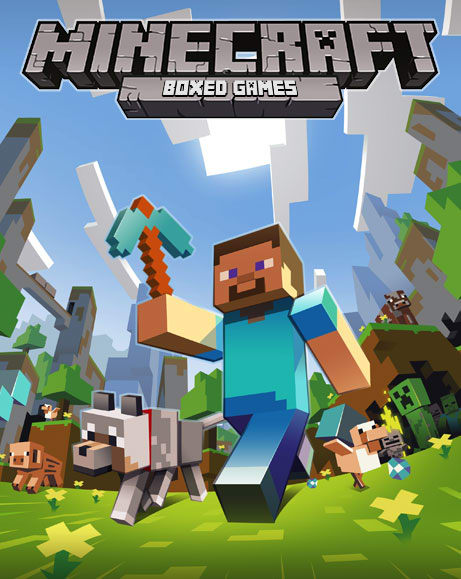 Minecraft - Boxed Games