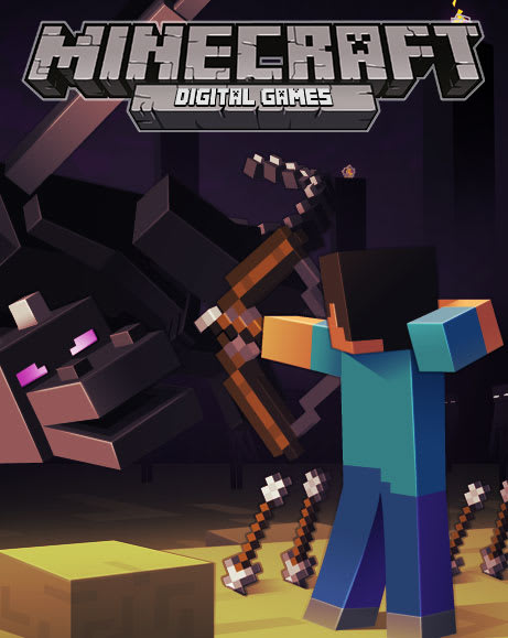 Minecraft - Digital Games