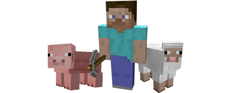 Minecraft Digital Games