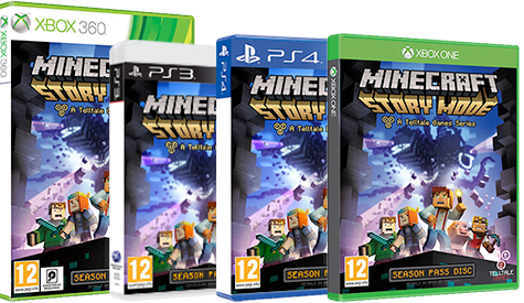 mine jeux xbox one minecraft