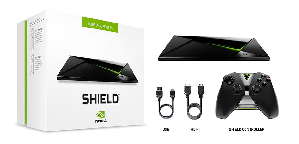 NVIDIA Shield Screenshot