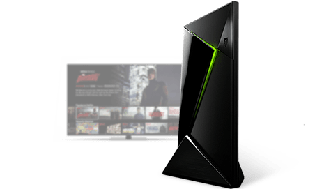 NVIDIA SHIELD MOVIES AND SHOWS IN 4K