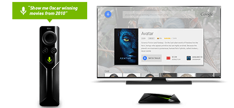 NVIDIA SHIELD SMARTER TV