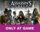 Assassins Creed Syndicate – Find out more at GAME.co.uk!