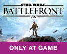 Star Wars: Battlefront – Find out more at GAME.co.uk!