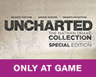 Uncharted: The Nathan Drake Collection – Find out more at GAME.co.uk!