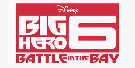 Big Hero 6: Battle in the Bay