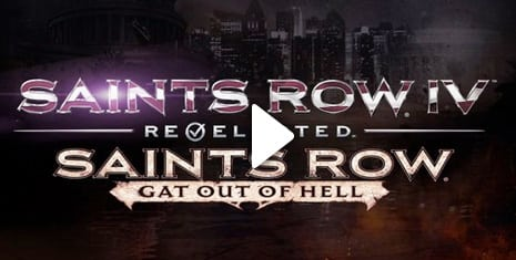 Saints Row IV Re-Elected & Gat Out Of Hell