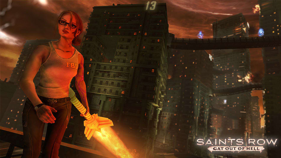 Saints Row IV Screenshot