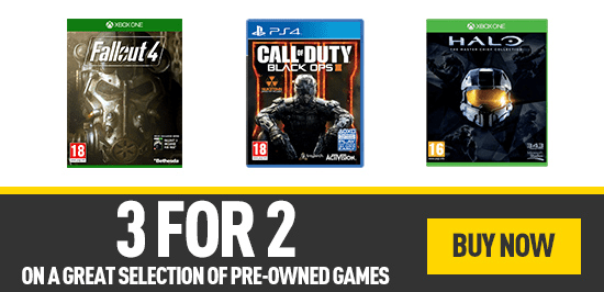 Pre-owned 3 for 2