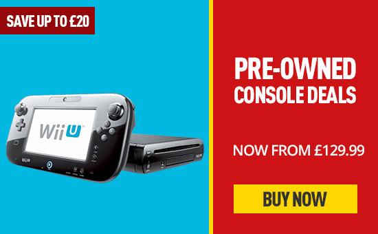 Pre-owned Console Deals