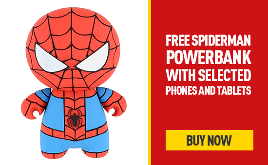 Spiderman Power Bank