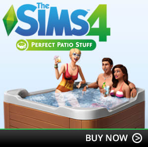 The Sims 4 Perfect Patio Stuff Pack
