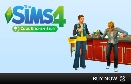 The Sims 4 Cool Kitchen