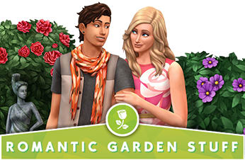 The Sims 4: Romantic Garden Stuff Pack - Download Now at GAME.co.uk!