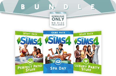 The Sims 4 Bundle - Buy Now at GAME.co.uk!