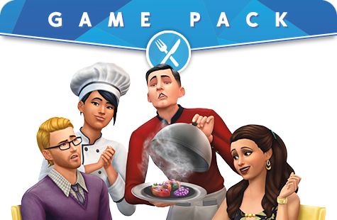 The Sims 4 Dine Out Game Pack - Buy Now at GAME.co.uk!