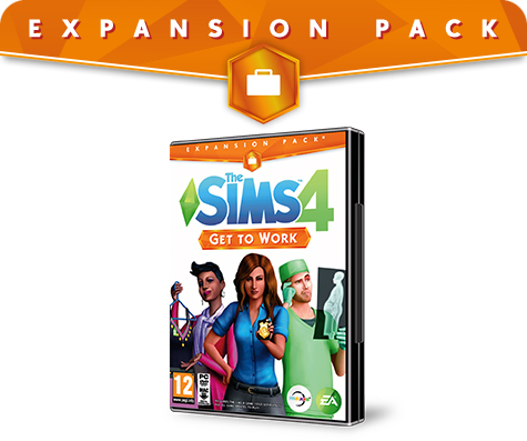 The Sims 4 Get To Work - Buy Now at GAME.co.uk!