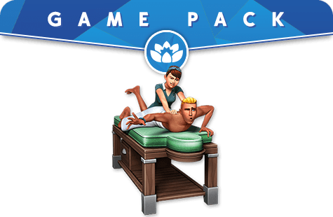 The Sims 4 Spa Day Game Pack - Buy Now at GAME.co.uk!
