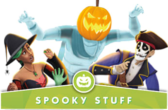 The Sims 4: Spooky Stuff Pack - Download Now at GAME.co.uk!