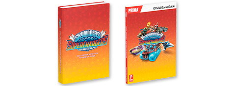 Skylanders SuperChargers Strategy Guides