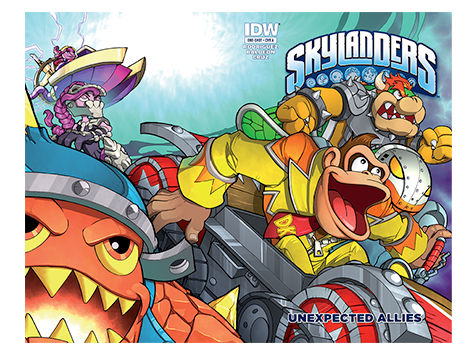 Skylanders Club Exclusive Gifts