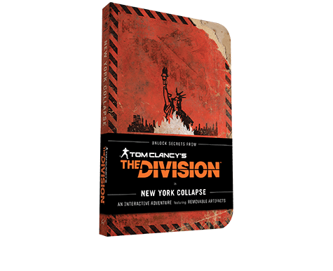 Tom Clancy's The Division: New York Collapse book