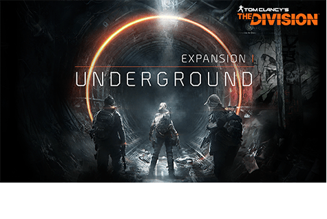 Tom Clancy's The Division Underground Expansion