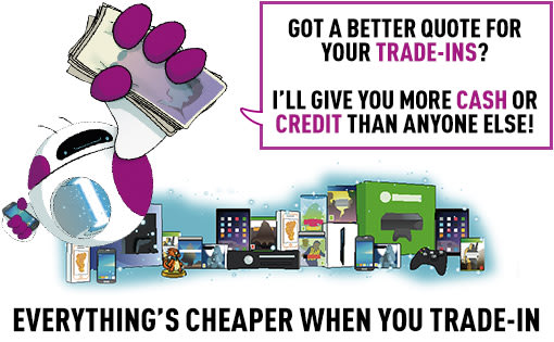 Got a better quote for your Trade-ins? We'll give you more cash or credit than anyone else!