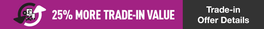 25% Extra Trade-In Value - Only at GAME.co.uk