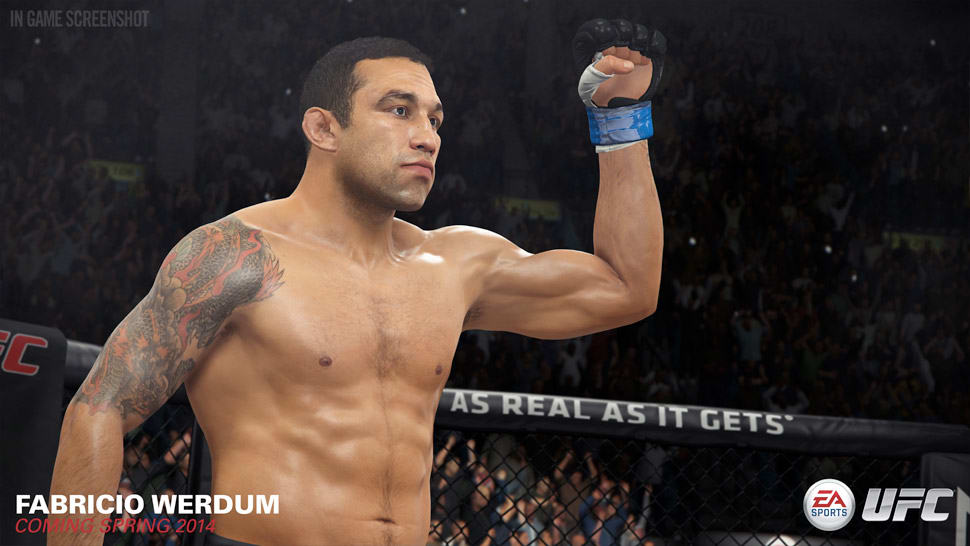 EA SPORTS™ UFC® Screenshot 03