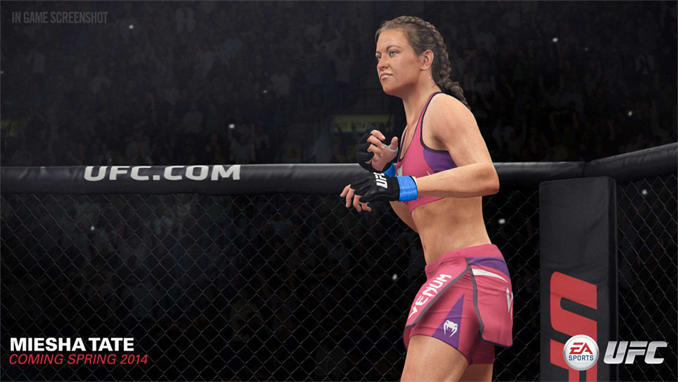 EA SPORTS™ UFC® Screenshot 04