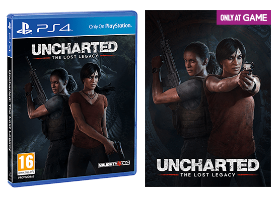 Uncharted: The Lost Legacy - Pre-order Bonus