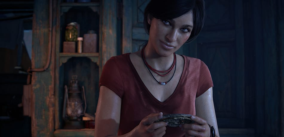 Lost Legacy Screenshot
