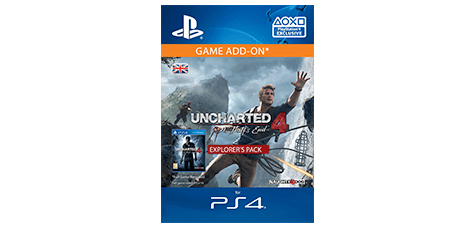 Uncharted 4: A Thief's End - Explorer's Pack