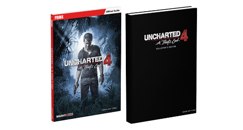 Uncharted 4: A Thief's End Strategy Guides