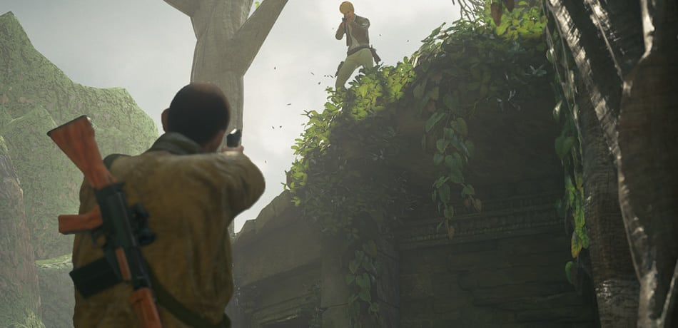 Uncharted 4 Screenshot
