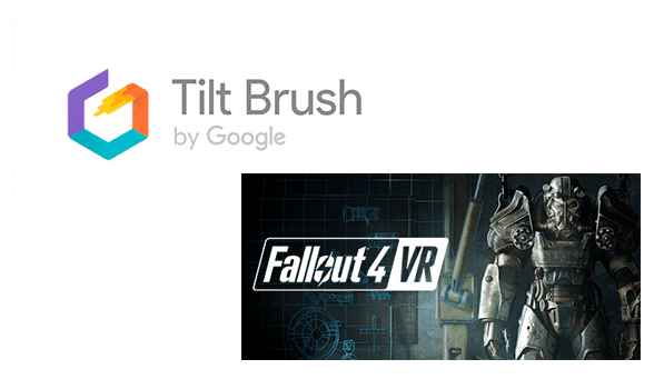 HTC Vive VR Content