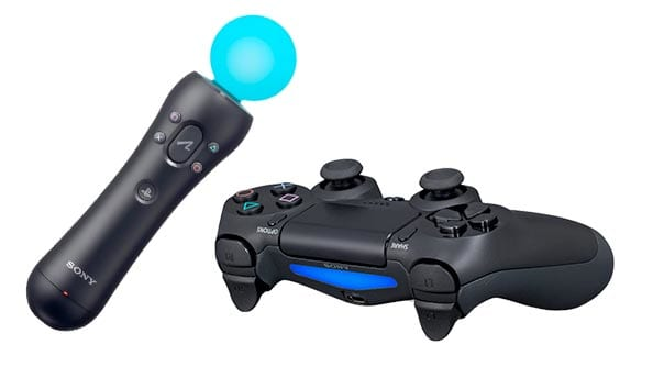 PlayStation VR Controls