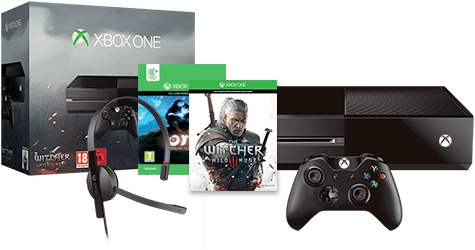 The Witcher 3: Wild Hunt Xbox One Bundle
