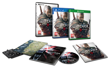 The Witcher 3 Wild Hunt Standard Edition