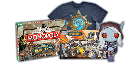 World or Warcraft Merchandise - Buy Now at GAME.co.uk!