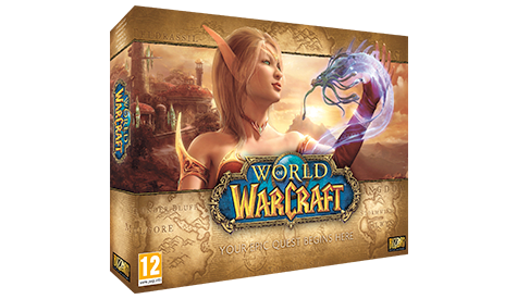 World of Warcraft Battle Chest - Buy Now GAME.co.uk!