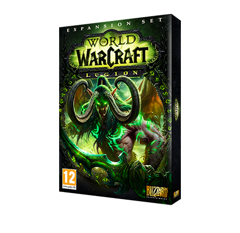 World of Warcraft: Legion - Pre-order Now at GAME.co.uk!