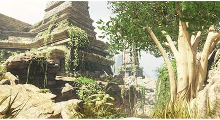 Ruins, Mexico